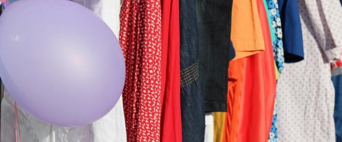 Secondhandmode; Vintage; Kleiderspende; Frühjarsmode; Sommermode; Slowfashion; Thrift